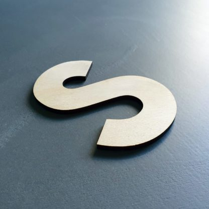 houten letters