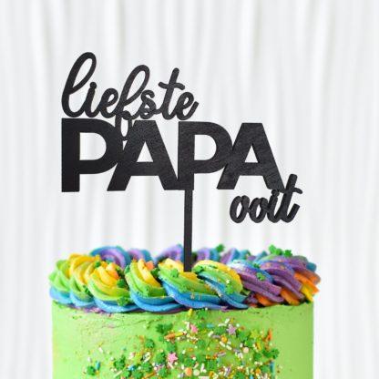 taarttoper voor vaderdag